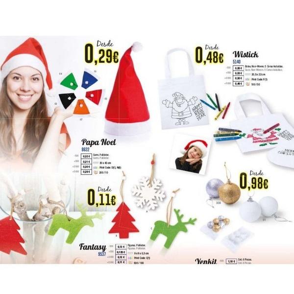 Artículos de Navidad: Catálogo de Productos  de Grupo Marketing y Publicidad, S.L.