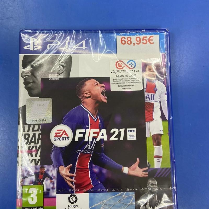 FIFA 21 - Ps4:  de Aubets Informàtica
