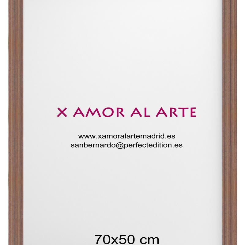 MARCO ESTÁNDAR 70 x 50: Catálogo de X Amor Al Arte