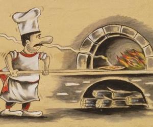 Breve historia de la pizza