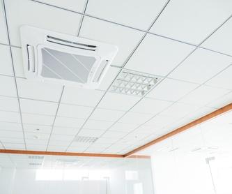 Instalaciones eléctricas: Servicios de Instalaciones Pulido