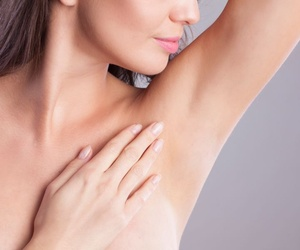 Beneficios de la depilación de las axilas