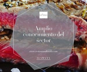 Cocina mediterránea en Manresa: Restaurant La Sala