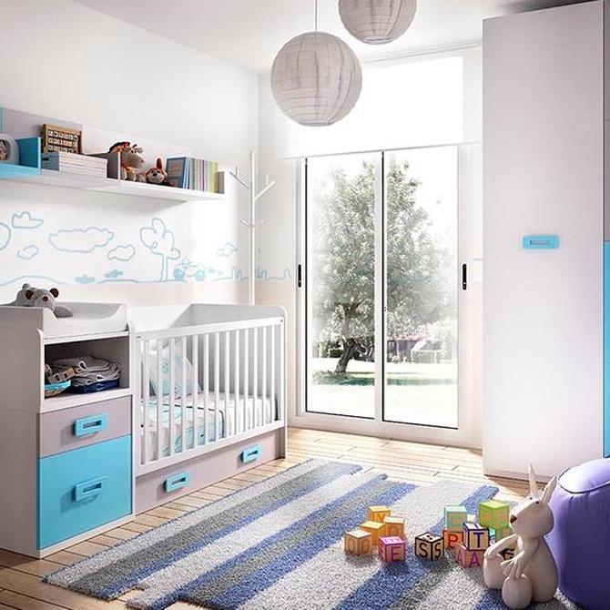 Consejos para elegir mobiliario infantil