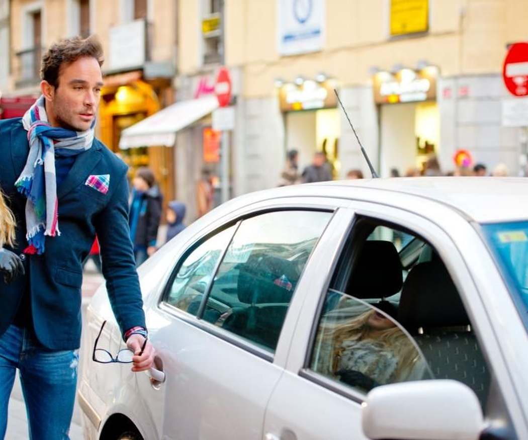 ¿Hay que ponerse el cinturón de seguridad al subir a un taxi?
