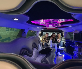 Bodas: Servicios de Elegance Limousine