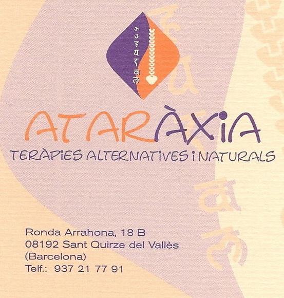 Ataraxia: Odontología y Terapias de Centre Odontològic Sant Quirze