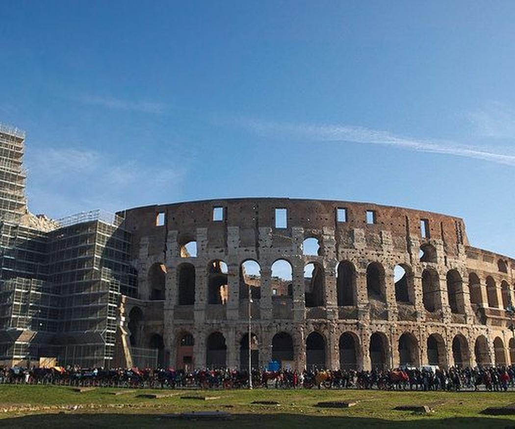 Los materiales de construcción duraderos del Imperio Romano