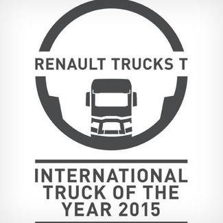 EL RENAULT TRUCKS T ELEGIDO CAMIÓN INTERNACIONAL DEL AÑO 2015