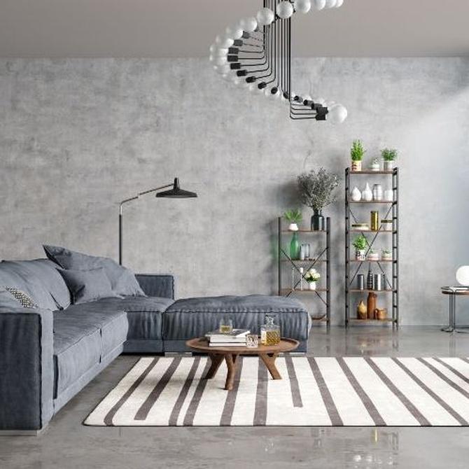Decora tu casa con alfombras