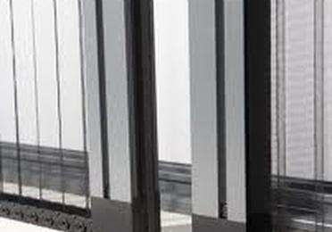 Mosquiteras de aluminio