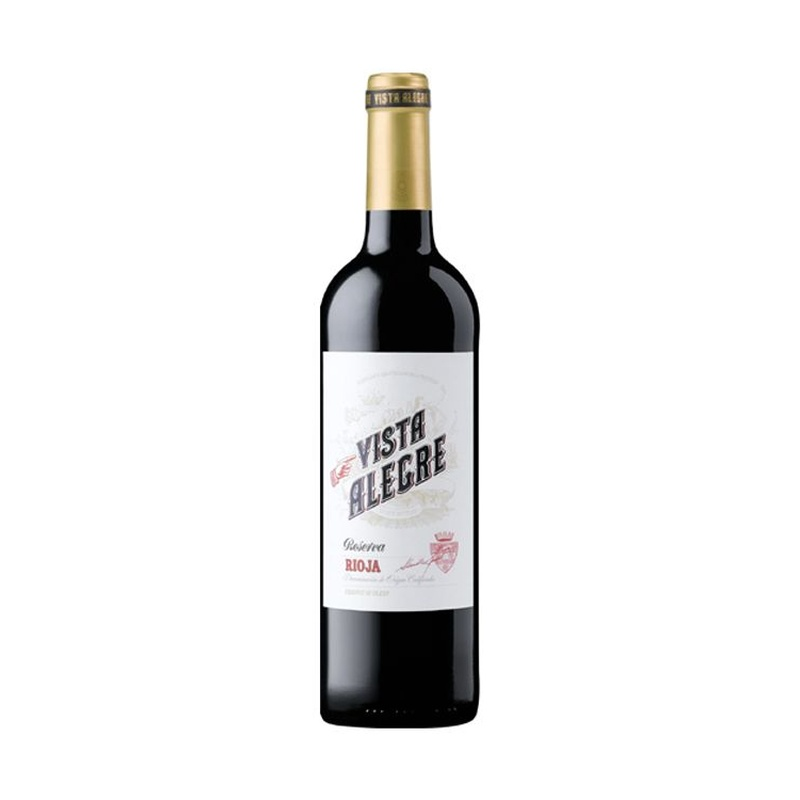 Vista Alegre - Tinto Reserva: Catálogo de Mainake XXI