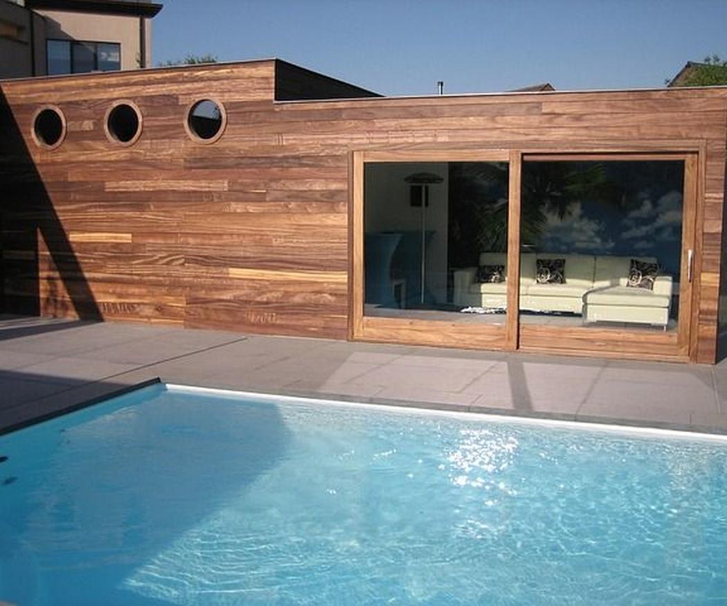 Materiales para la construcción de piscinas