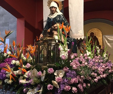 Flores para Semana Santa
