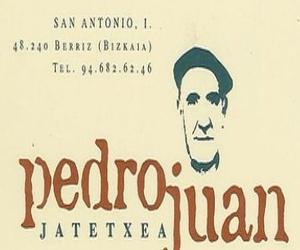 Cocina vasca, Restaurantes en Berriz | Pedro Juan Jatetxea