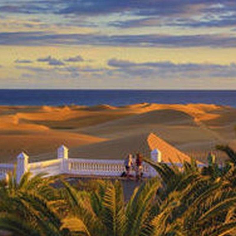 Destino ~ Destination: Playa del Inglés, Maspalomas / Beach of Inglés: Precios - Servicios y Reservas de Reservas Taxis Las Palmas de Gran Canaria, Puertos y Aeropuerto. Bookings of Transfers by Gran Canaria