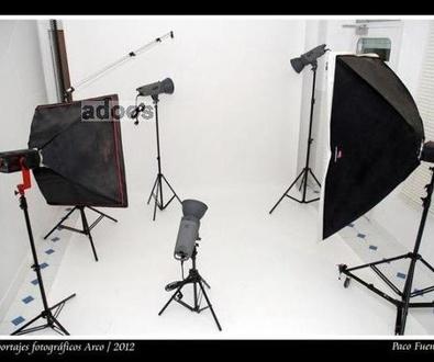 Curso práctico de Fotografía de Estudio
