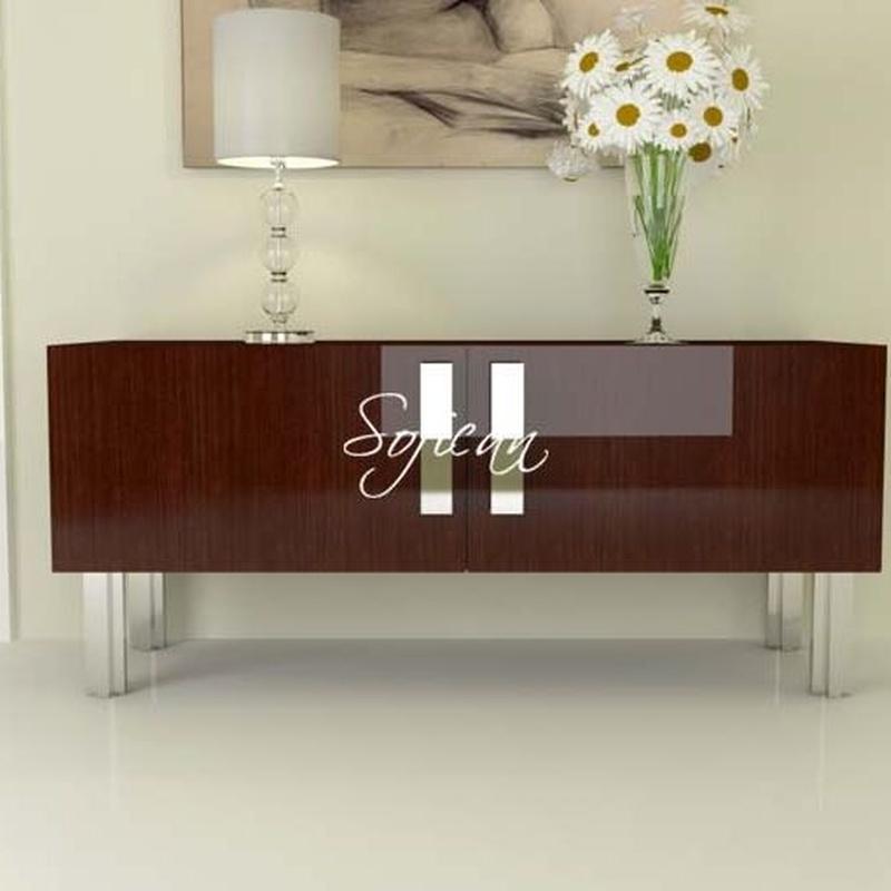 Muebles auxiliares: Proyectos de Sofican
