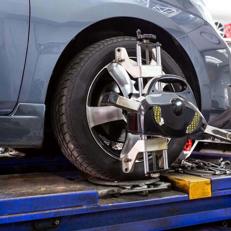 Neumáticos: Servicios de Taller CN Garaje