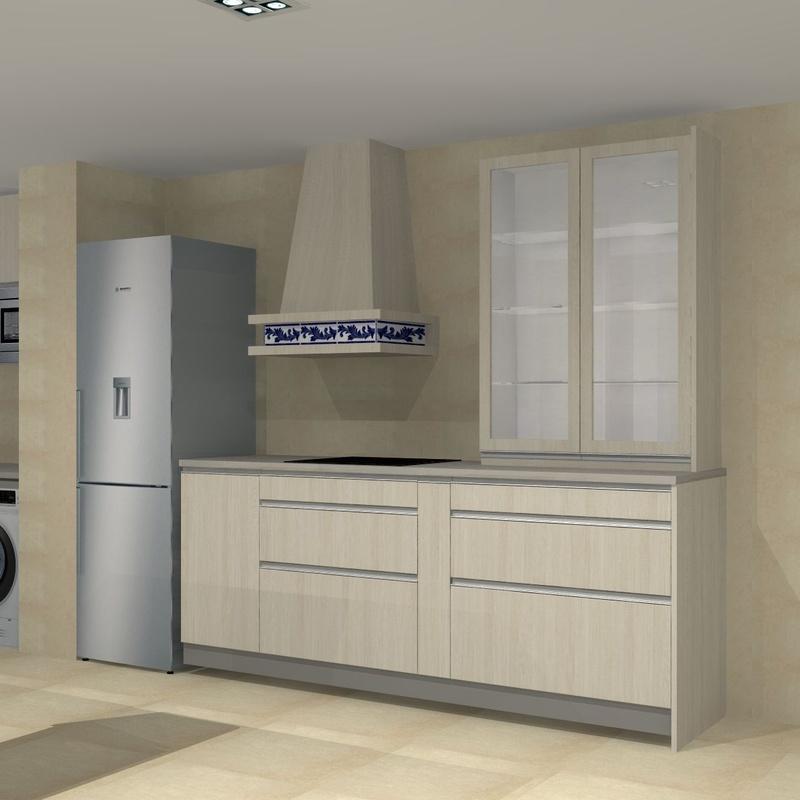 Proyectos 3D: Productos y servicios de Cocinas Anman