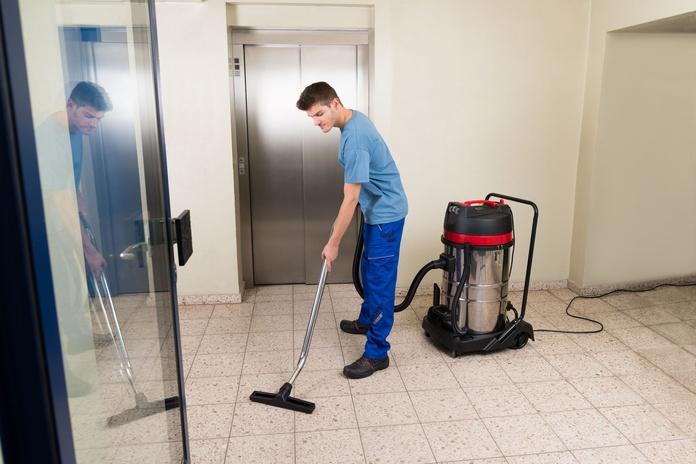 Limpieza de mantenimiento: Servicios de Jomarvi