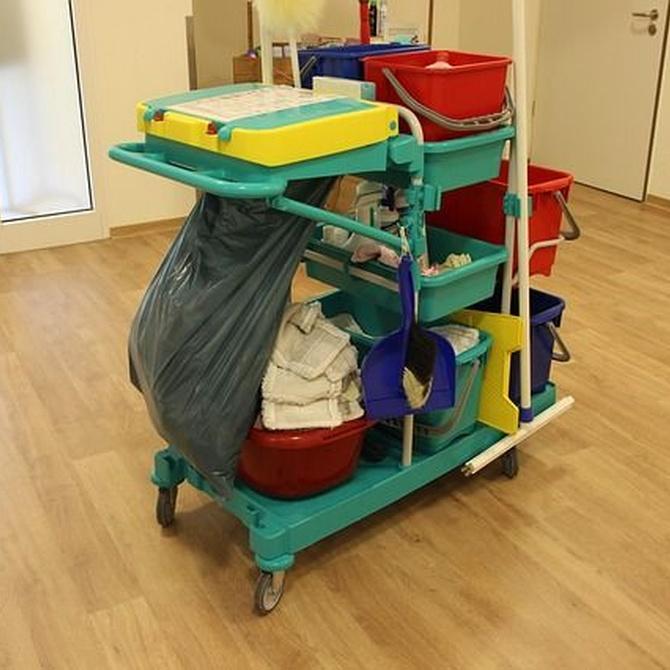 Compatibilizar el trabajo y la limpieza