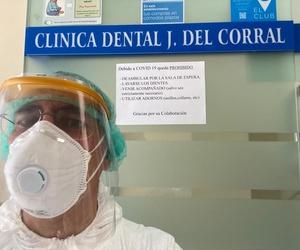 Clínica dental Jorge del Corral | Seguridad Covid-19 | Coronavirus en Madrid, Hortaleza Canillas