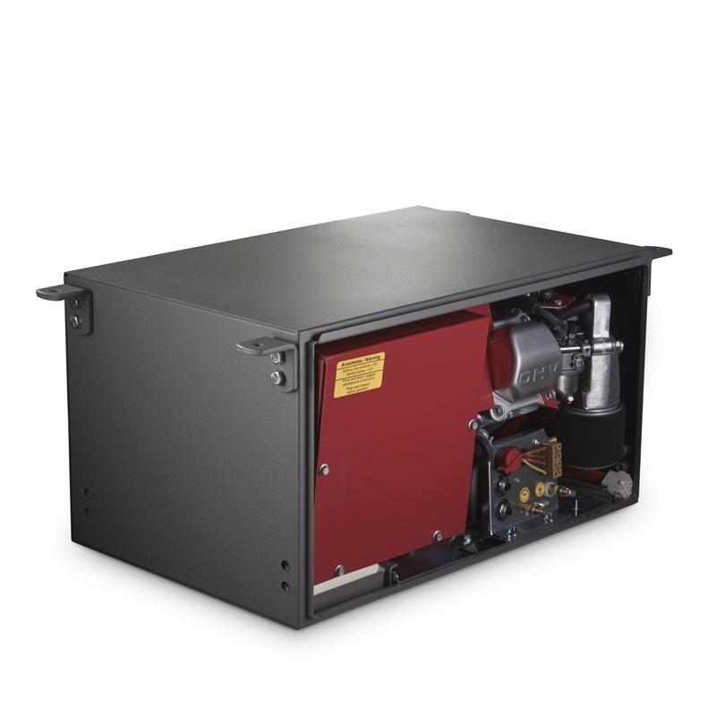 Generadores eléctricos: Catálogo de Caravanas Molina