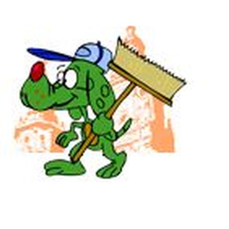 Nuestro servicio: Nuestros servicios de Limpiezas Logro Confort