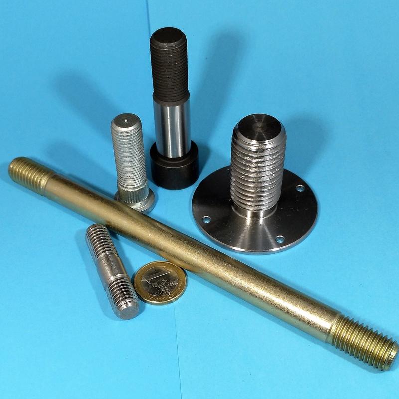 Lotes de fabricación: Qué hacemos de Mecanizados Bergara, S.L.