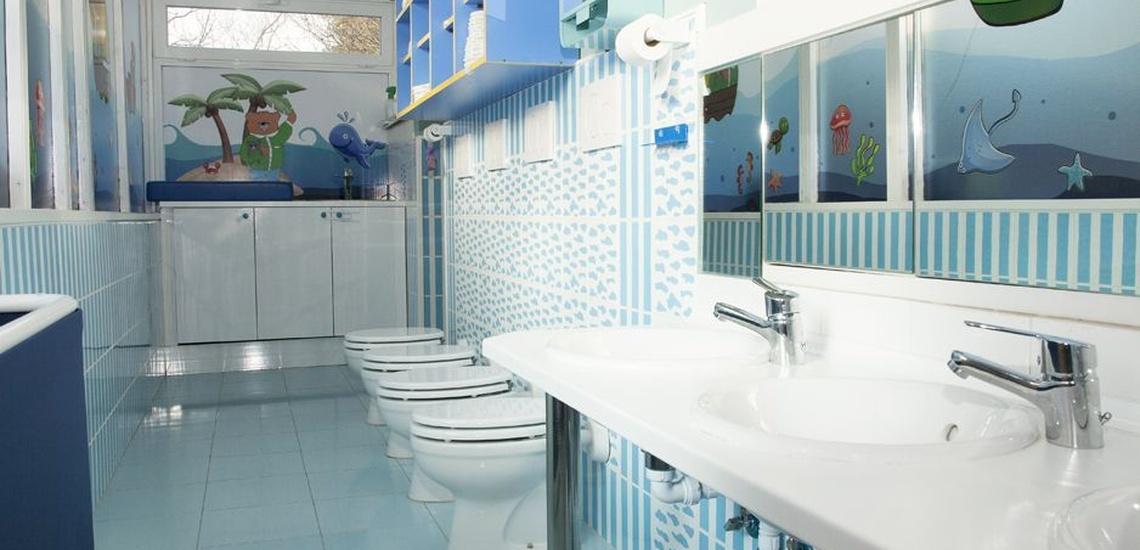 Guardería privada en Prosperidad (Madrid) con instalaciones modernas