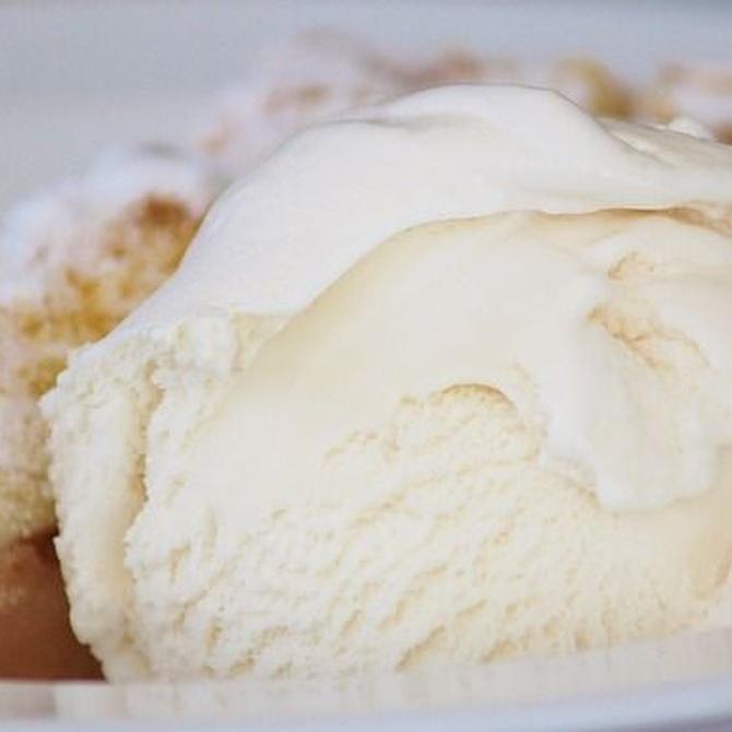 ¿Cómo se hace el helado artesanal?