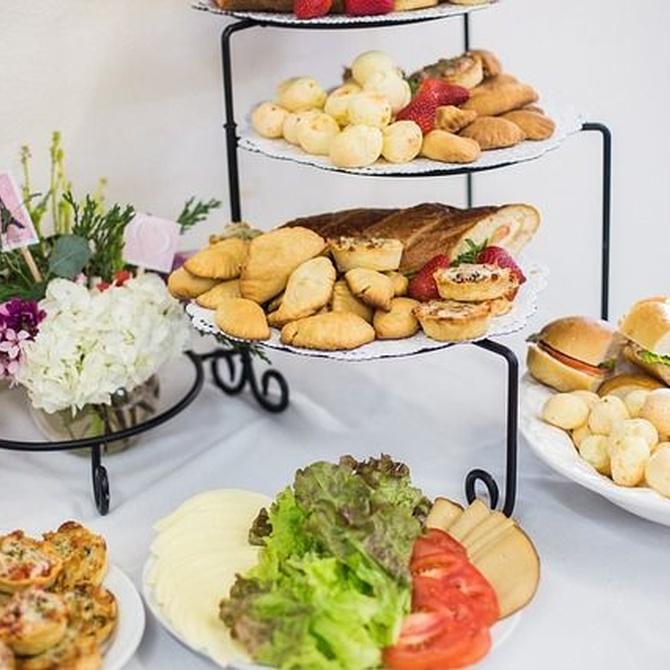 Por qué elegir un catering para tu evento en Ávila