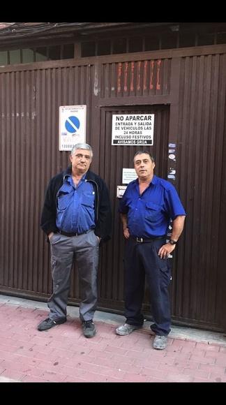 Atención y servicio de calidad: Servicios de Hnos. Martínez Iglesias