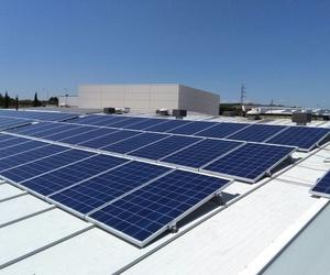 Energías renovables Navarra, Instalación de Fotovoltaica en industria Navarrico