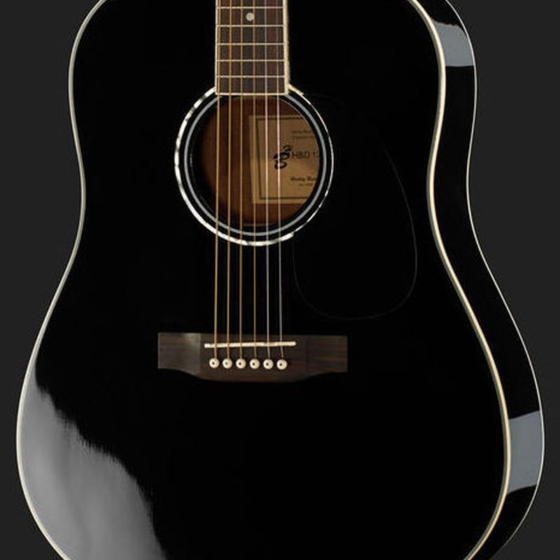 Guitarra acústica economica iniciación Harley Benton