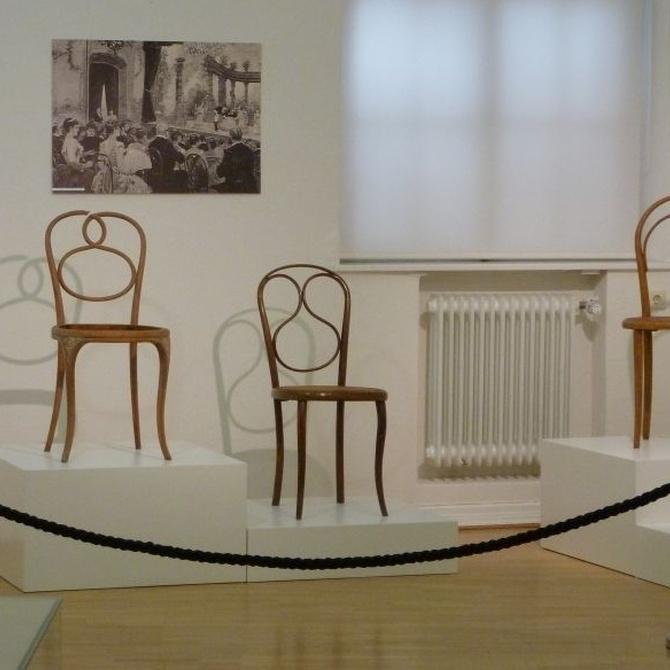Las sillas Thonet, un clásico del diseño