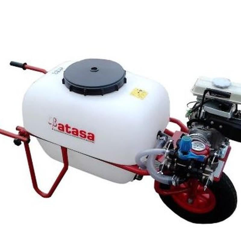 Pulverizacion de carretilla ATASA: Productos y servicios de Maquiagri