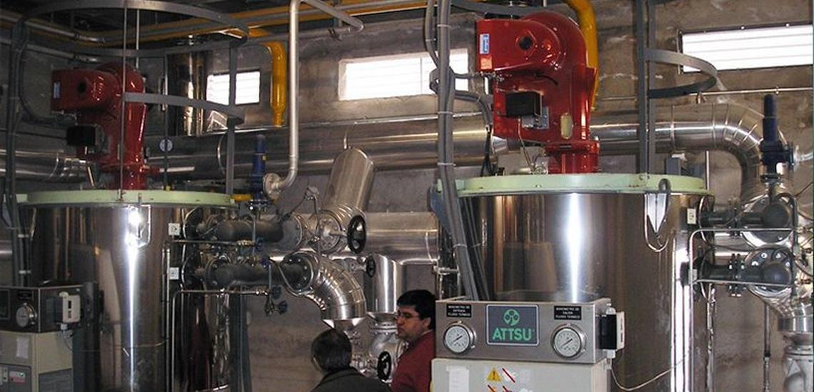 Mantenimiento de calderas industriales en Valencia