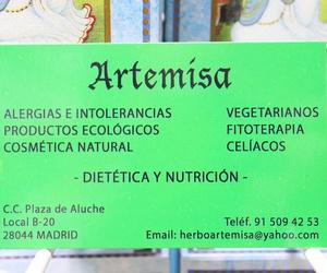 Herbolarios y dietética en  | ARTEMISA