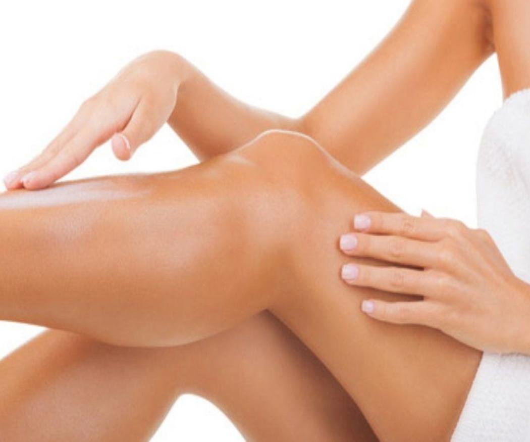 Hidrata tu piel después de cada sesión de depilación láser