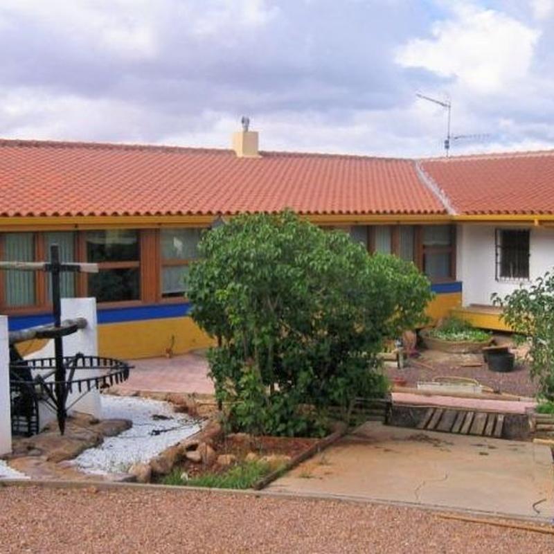 Venta casa y molino hotel: Inmuebles Urbanos de ANTONIO ARAGONÉS DÍAZ PAVÓN