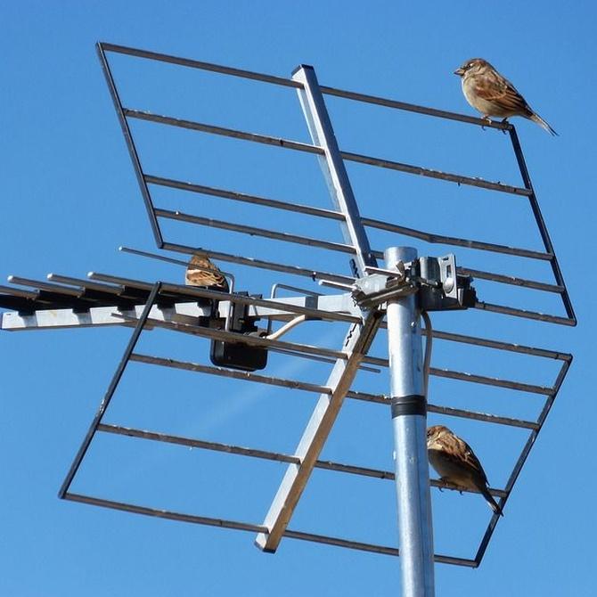Tipos de antenas de TV