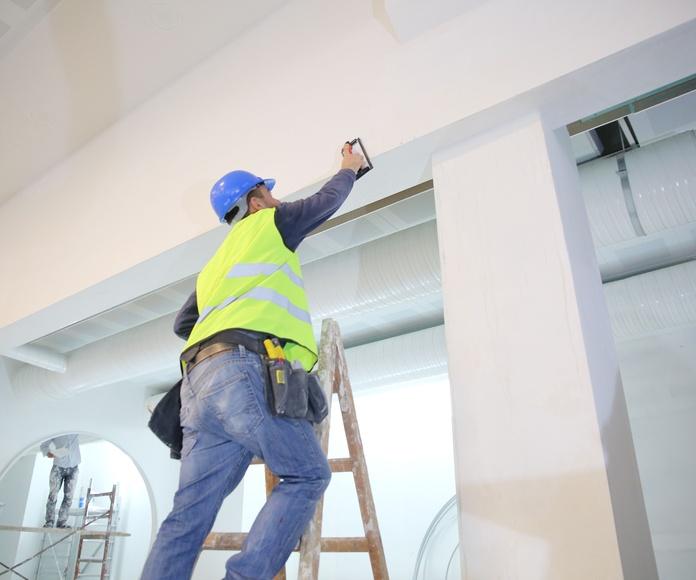 Pequeñas reformas del hogar: Servicios de Sander Soluciones