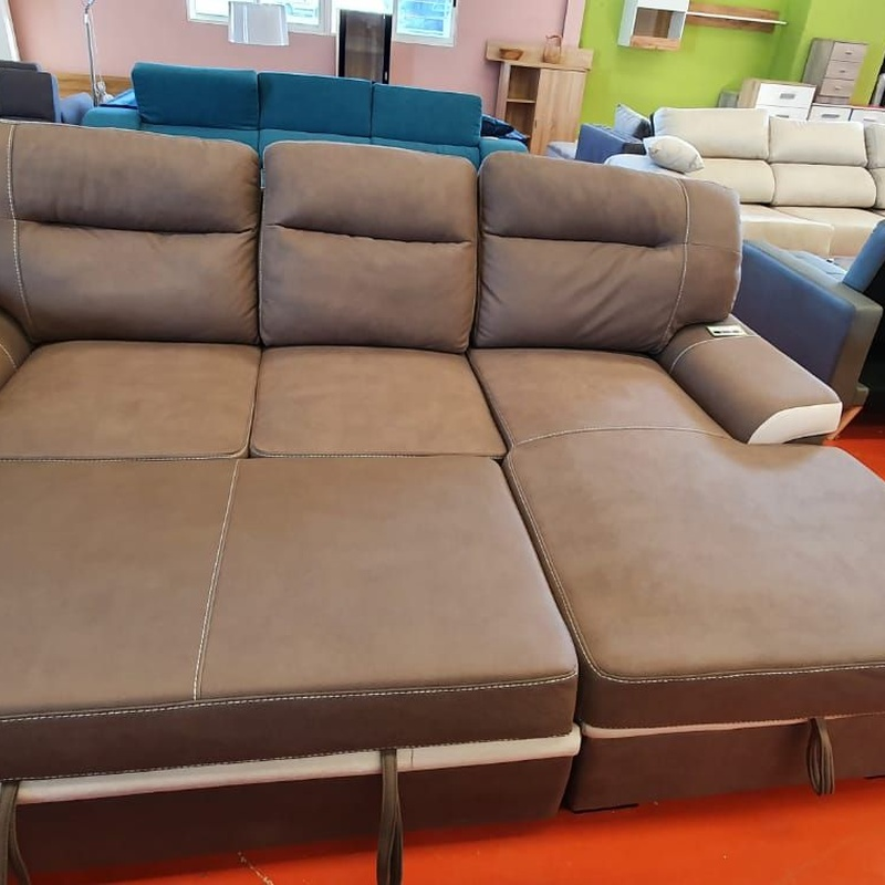 Sofá chaise longue 250x160 cm: Servicios y productos de Remar Castellón
