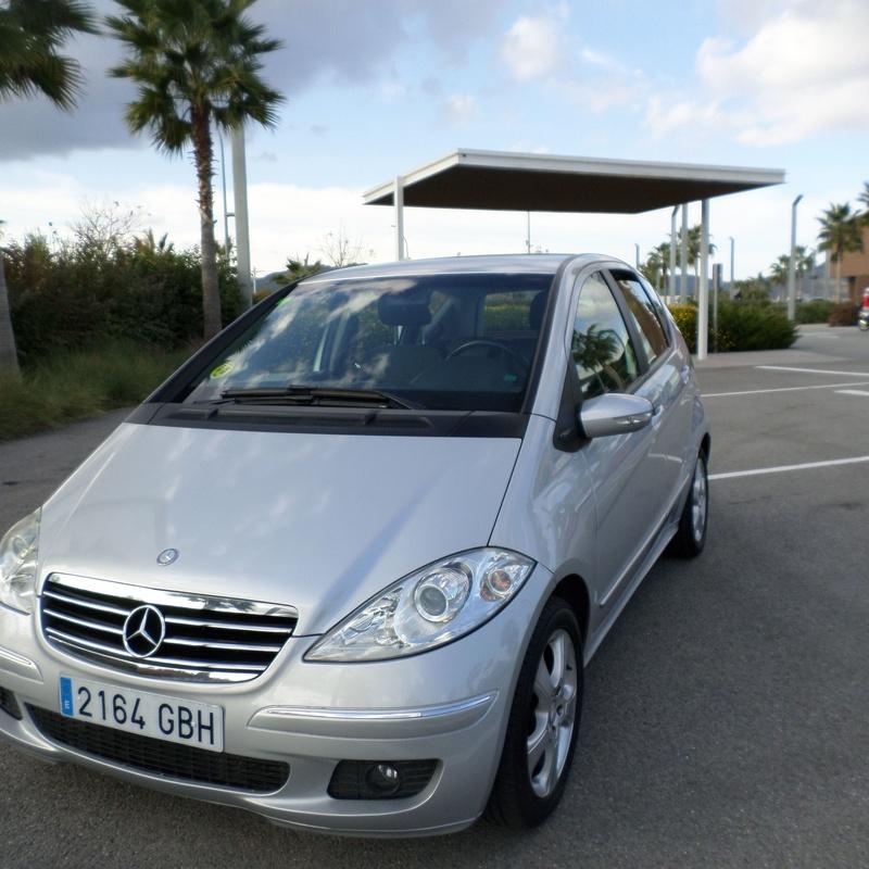 Mercedes  A180 DCI 2008 6500 €UROS: Servicios de reparación  de Talleres Dorado Bosch Car Services