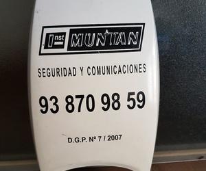 Instalación de alarmas y equipos de seguridad en Granollers