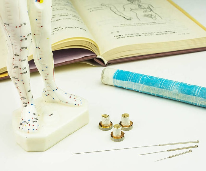 Materiales para la práctica de Medicina China