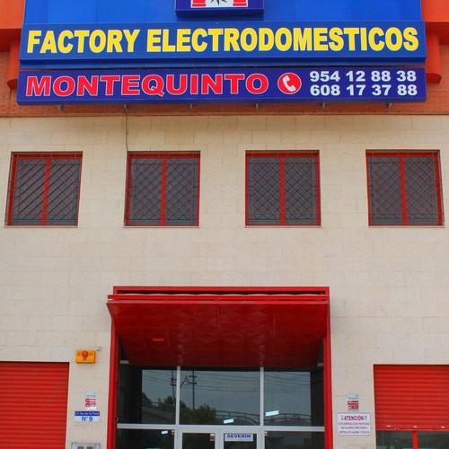 FACTORY ELECTRODOMÉSTICOS MONTEQUINTO