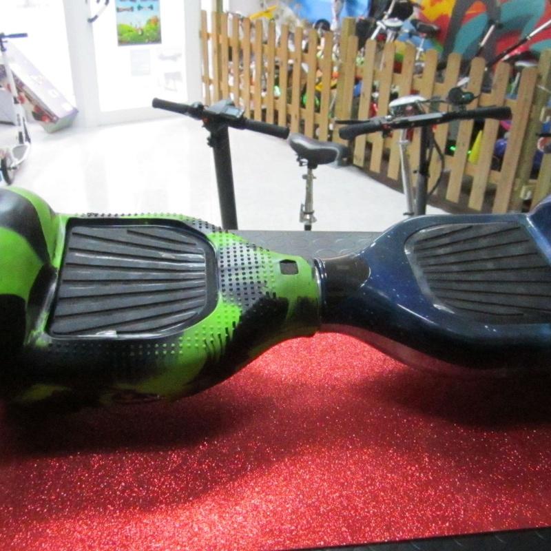 funda de silicona para hoverboard de 6,5 12€: Productos y servicios de Scooter Family Electric